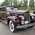 <b>CADILLAC</b> Series 75 Convertible Sedan 1938