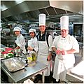 Le Premier, <b>Restaurant</b> de l'Ecole Ferrandi - Paris 6 : La classe internationale !