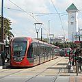 Maroc : trois mois de tramway à Casablanca