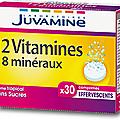 Vitamines et protection coups de froid :)