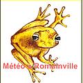 Évolution des prévisions <b>météo</b> du 30 août au 4 septembre 2015 à Romainville (màj à 13h)