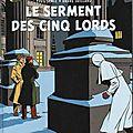 Le Serment des Cinq Lords - Yves Sente, André Juillard