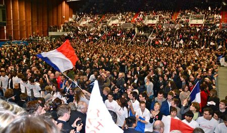 PRESIDENTIELLES REIMS 2012 assistance