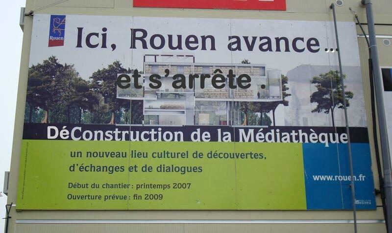 En attendant son mariage avec la Normandie, la métropole de ROUEN est en stagnation démographique