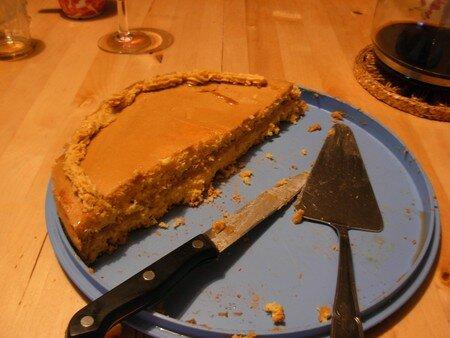 recettes dessert  MOKA A LA CRÈME
