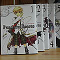 Pandora Hearts, Jun Mochizuki