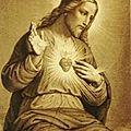 Prière au Sacre-Cœur de <b>Jésus</b>