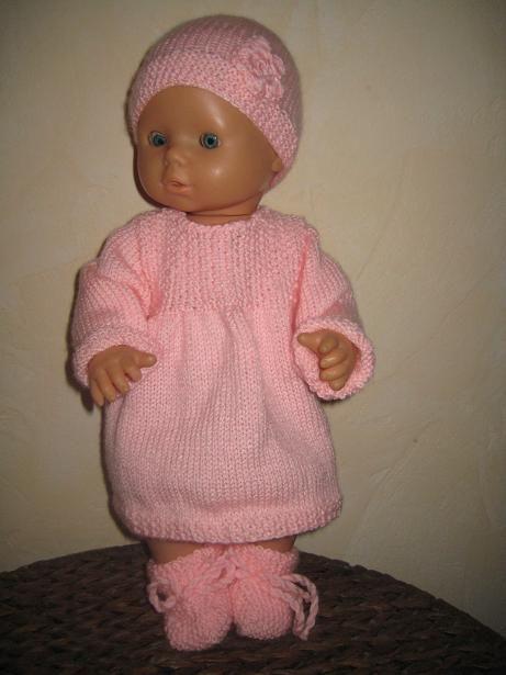 modèle tricot layette premature