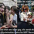 La chute d'une icône gay : Sans contrefaçon, nous somme d'une génération bien abandonnée