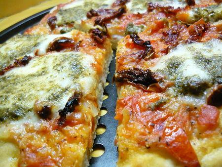 où j'ai envie de pizzas et