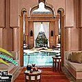 Tables, canapés et autres catégories pour un design salon marocain