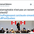 Emmanuel Debono, admirateur d'un auteur phare de l'extrême-droite, est membre du Conseil Scientifique de la DILCRA!