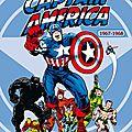 Panini Marvel : <b>Captain</b> <b>America</b> l'intégrale