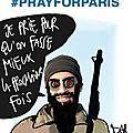 #PRAYFORPARIS - par Bar - 19 novembre 2015