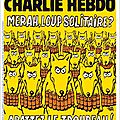 Merah, loup solitaire ? - par Riss - <b>Charlie</b> <b>Hebdo</b> N°1315 - 4 octobre 2017