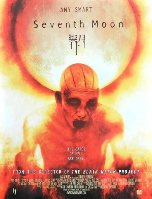 Seventh Moon affiche