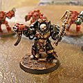 Level up de mes Flesh tearers