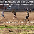 Borussia Dortmund ~ <b>Real</b> <b>Madrid</b>