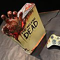XBOX 360 - THE <b>WALKING</b> <b>DEAD</b> / Red Ring Of Death edition [EXPO]