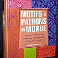 Motifs et Patrons du Monde : Plus de 950 <b>modles</b> originaux et adaptables  tous les supports / Mango pratique