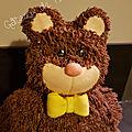 Teddy mon ptit ourson....