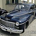 <b>Dodge</b> Custom 4door sedan-1947