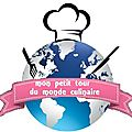 mon tour du monde culinaire