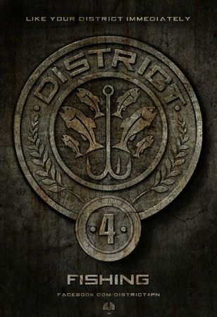 Hunger Games Affiche 4