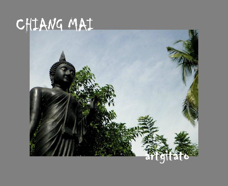 Chiang Mai Artgitato Thailande Thailand 29