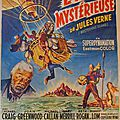 L'Île Mystérieuse (Le Monde Perdu... selon Jules Verne)