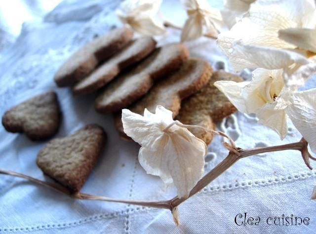 Biscuits à l épeautre et aux épices   Clea cuisine 981275b6e22