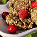 Cookies Healthy 0% Choco Banane Pécan & Avoine