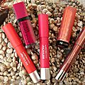 | MAKE-UP | Rouges à lèvres : mes 5 tubes de l'<b>été</b> !