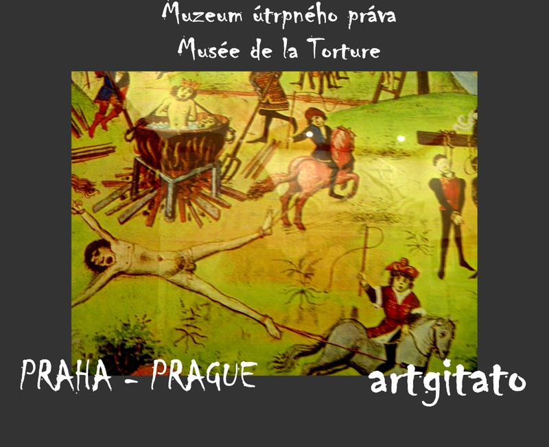 prague-musee-de-la-torture Artgitato 11 Muzeum útrpného práva Museum of Medieval Torture1