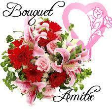 a bouquet amitie