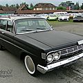 Mercury <b>Comet</b> wagon-1964