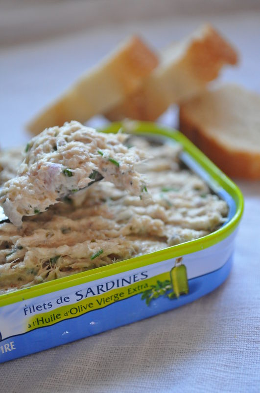 Smoked Bluefish Rillettes Recipe — Dishmaps