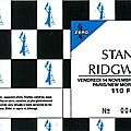 Stan Ridgway - Vendredi 14 Novembre 1986 - <b>New</b> <b>Morning</b> (Paris)