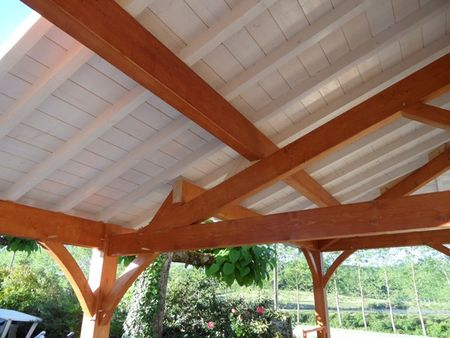 forum pour construire et r nover voir le sujet toit 1 ou 2 pentes pour couvrir grande. Black Bedroom Furniture Sets. Home Design Ideas