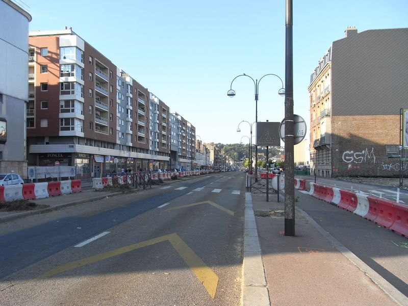 Tramway : En direct du chantier - Page 2 56130064