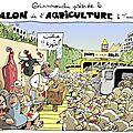 Le salon de l'agriculture à Tunis