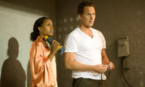 Kerry Washington et Patrick Wilson