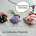 La collection poulette aux couleurs du printemps