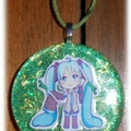Collection Japon : Collier Hatsune Miku