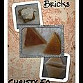 Bricks au <b>fromage</b>