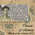 <b>Threads</b> of Memory : Mercer County Star 2