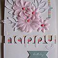 Mon anniversaire épisode 3 tout en rose ....