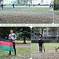 Quartier Drouot - Une manche de cricket avec des potes...