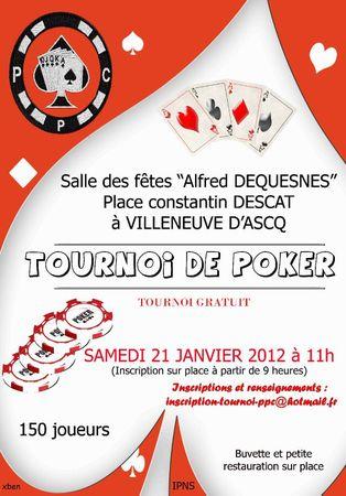 tournoi pasteur poker club (villeneuve d'ascq) 71016510_p
