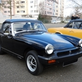 <b>MG</b> Midget 1500 roadster 1979